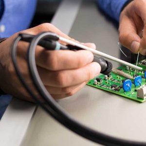 Elektronikentwicklung Pfeifer und Seibel