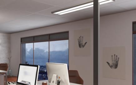 Bürobeleuchtung mit Pfeifer und Seibel