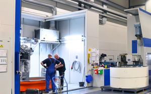 Lichtlösungen für maschinen und Anlagen