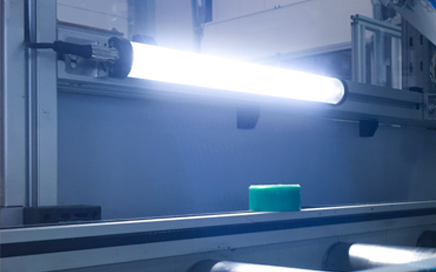 Technische Leuchten | LED Maschinenleuchte