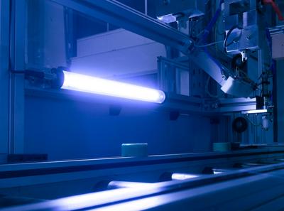 Maschinenleuchten auf LED Basis