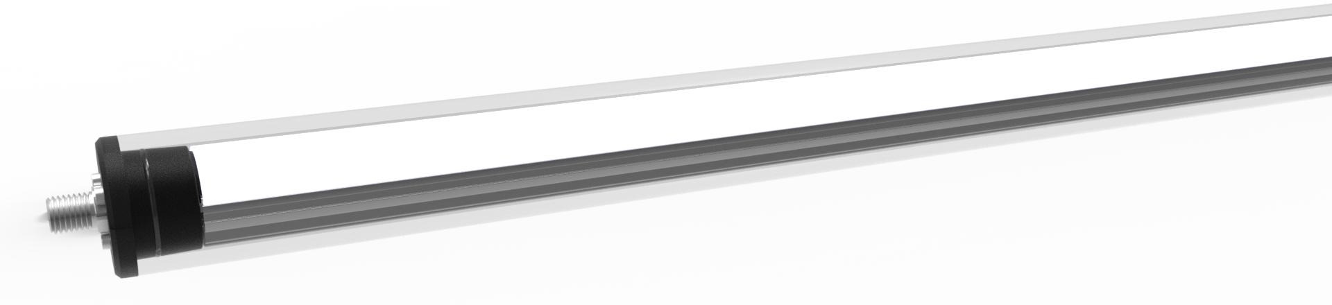 LED Rohrleuchte für Maschinen