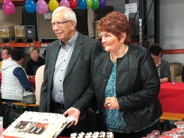 60 Jahre Pfeifer und Seibel