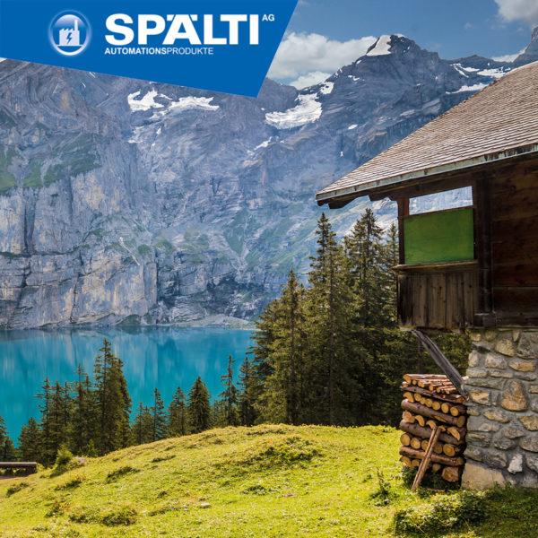 Spälti AG neuer Vertriebspartner für die Schweiz