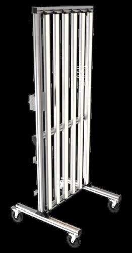 Lack- und Oberflaechenkontrolle mit moderner LED Technik