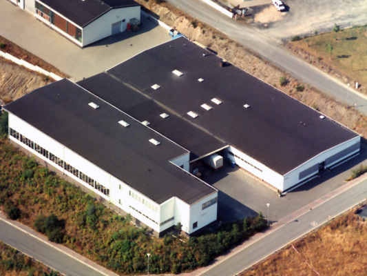 Anbau Pfeifer und Seibel in Breidenbach